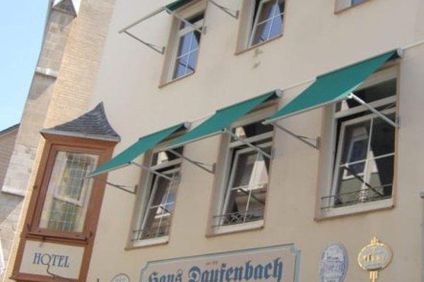 Haus Daufenbach - фото 14