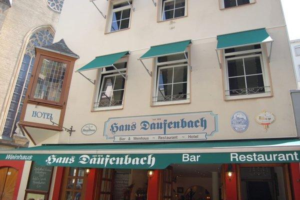 Haus Daufenbach - фото 15