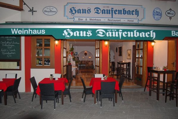 Haus Daufenbach - фото 9