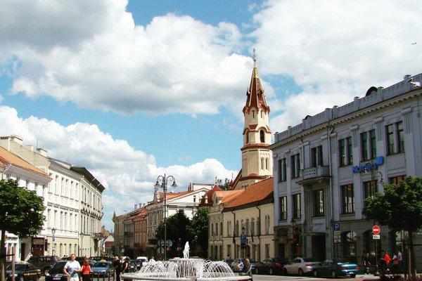 Vilnius Apartments & Suites - Town Hall - фото 19