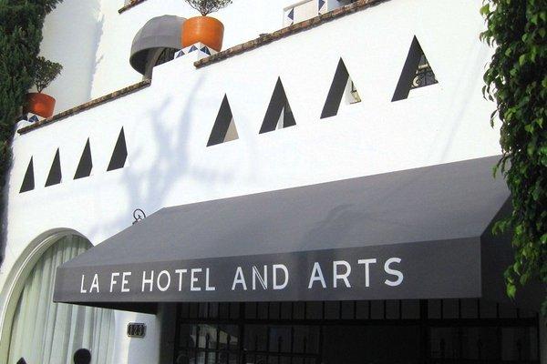 La Fe Hotel and Arts - фото 22