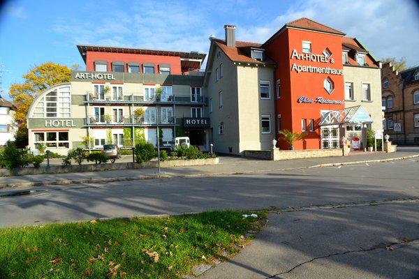 Art-Hotel & Apartmenthaus - фото 23
