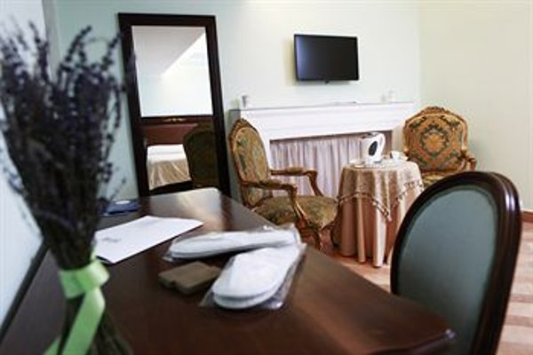Hotel Lanfipe Palace - фото 5