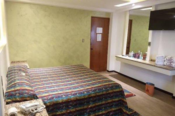 Hotel Siesta del Sur - фото 18