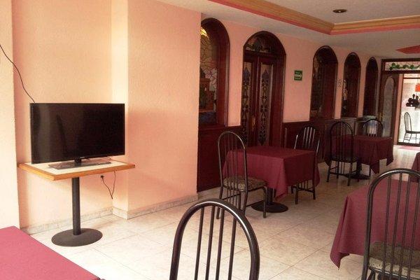 Hotel Siesta del Sur - фото 10