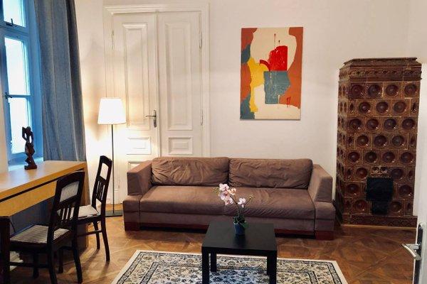 Anton Panorama Apartments - фото 50