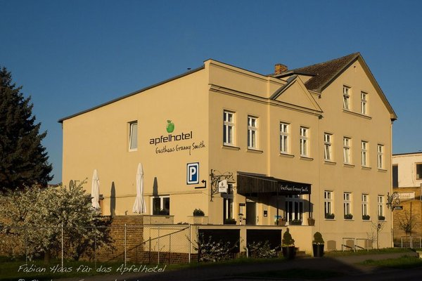 Apfelhotel mit Streusel - фото 22