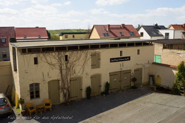 Apfelhotel mit Streusel - фото 23