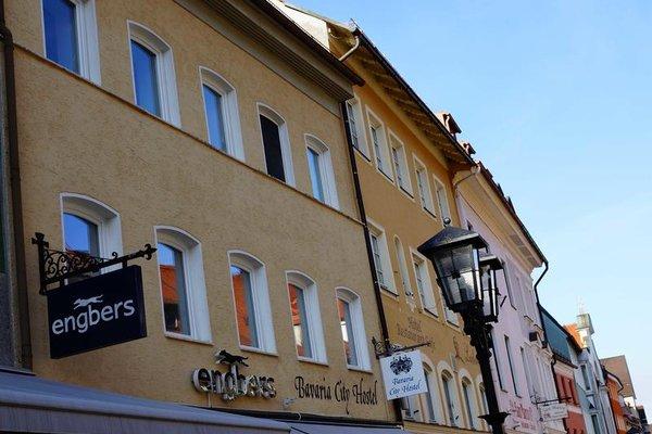 Bavaria City Hostel - Design Hostel - фото 22