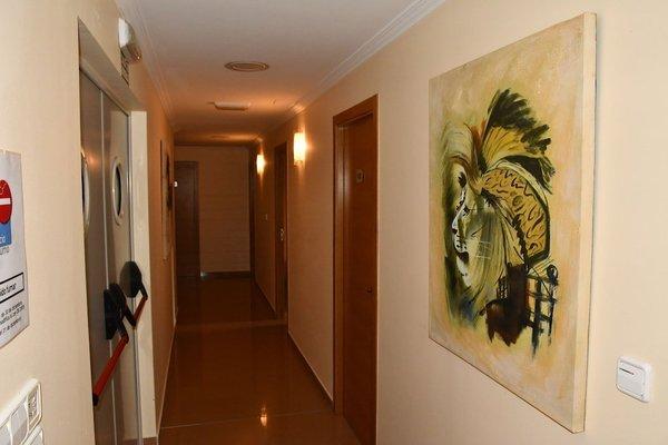 Hotel Reigosa - фото 3