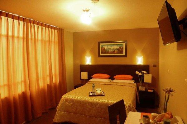 Acuario Hotel & Suite - фото 50