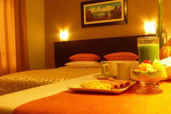 Acuario Hotel & Suite - фото 3