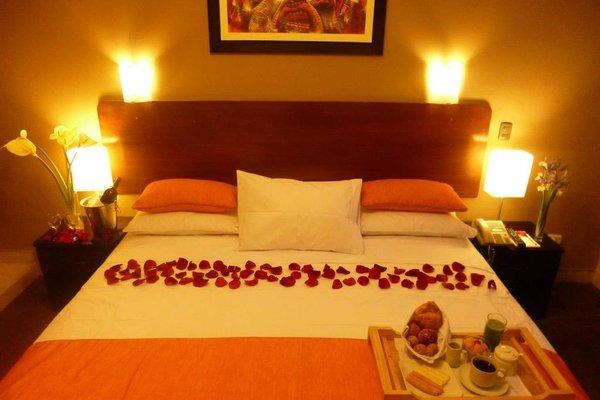 Acuario Hotel & Suite - фото 4