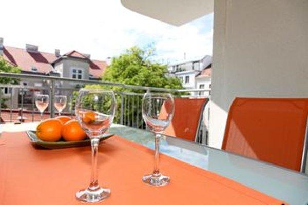 Sunny Apartments - Schoenbrunn - фото 22