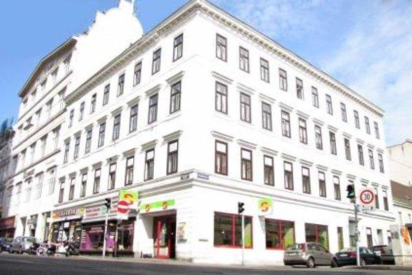 Pension Walzerstadt - фото 50