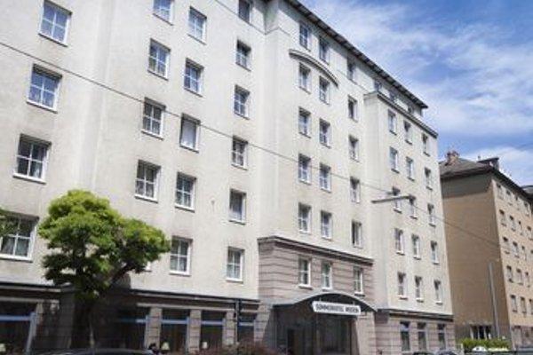 Sommerhotel Wieden - фото 21