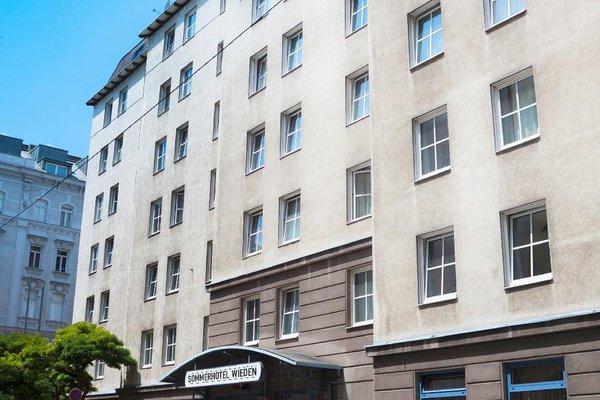 Sommerhotel Wieden - фото 23
