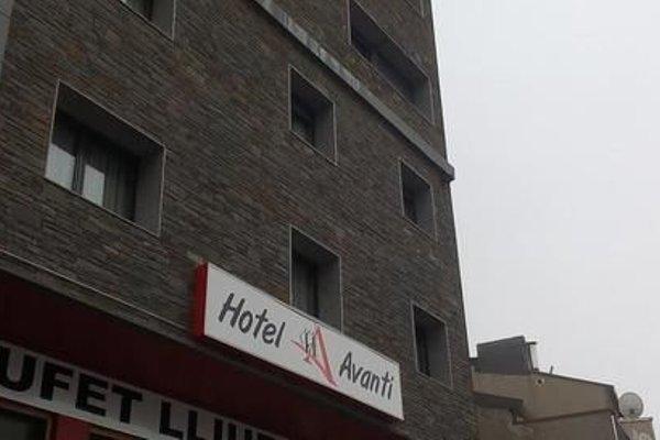 Hotel Avanti - фото 22