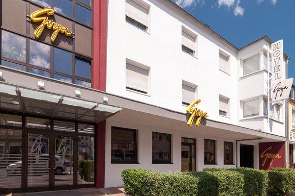 Centro Hotel Goya - фото 21