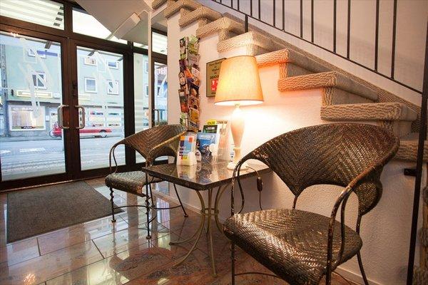 Centro Hotel Goya - фото 7