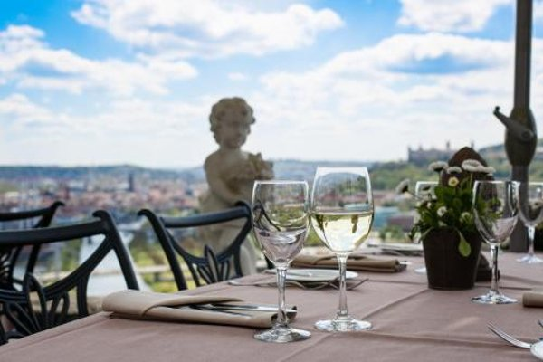 Schlosshotel Steinburg - фото 20