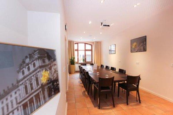 City Hotel Wurzburg - фото 12