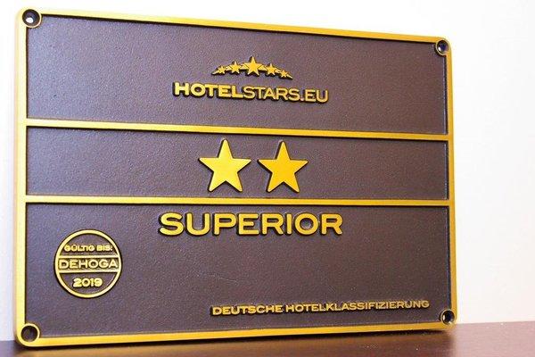 City Hotel Wurzburg - фото 21
