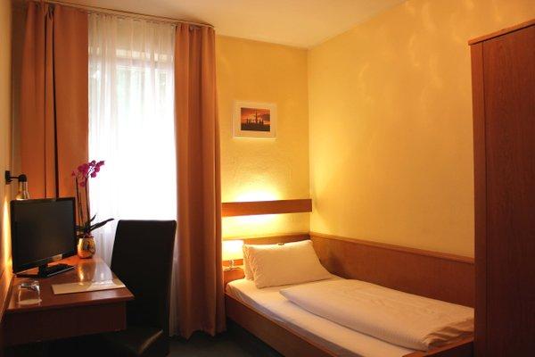 City Hotel Wurzburg - фото 4