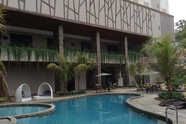 Grand Tjokro Hotel Balikpapan - 23
