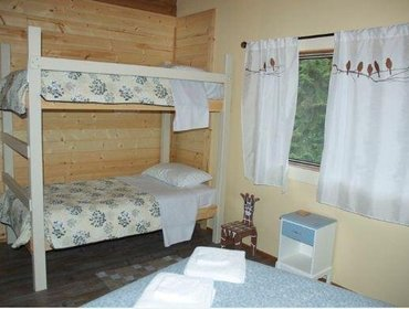 Хостел Quadra Island Boutique Hostel