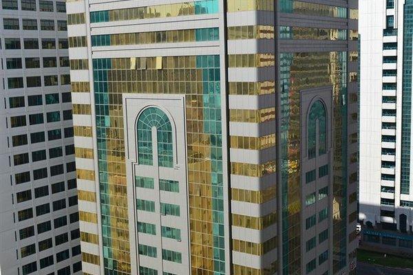 Abu Dhabi Plaza Hotel Apartments - фото 21
