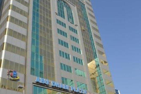 Abu Dhabi Plaza Hotel Apartments - фото 22
