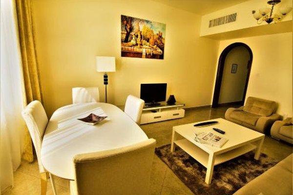 Abu Dhabi Plaza Hotel Apartments - фото 5