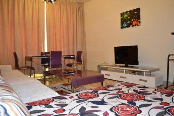 Abu Dhabi Plaza Hotel Apartments - фото 6