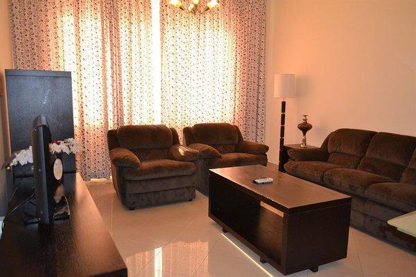 Abu Dhabi Plaza Hotel Apartments - фото 8