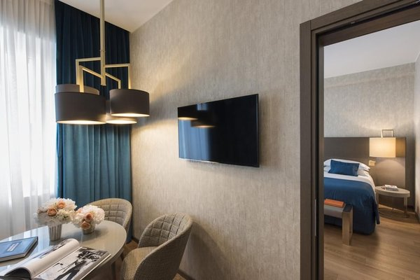 Rosa Grand Milano - Starhotels Collezione - фото 8
