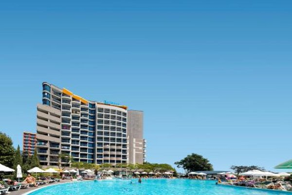 Hotel Bellevue - Beach Access - фото 21