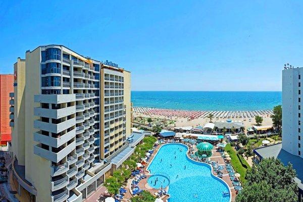 Hotel Bellevue - Beach Access - фото 22