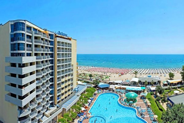 Hotel Bellevue - Beach Access - фото 23
