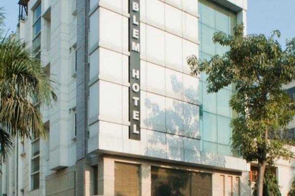 Emblem Hotel New Friends Colony - фото 23