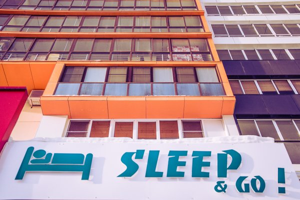 Хостел Sleep&Go - 23