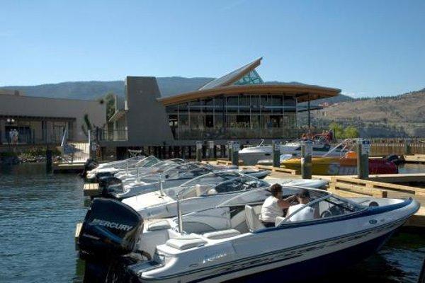 Penticton Lakeside Resort - фото 51