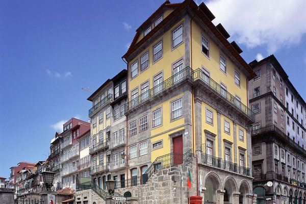 Pestana Vintage Porto Hotel & World Heritage Site - фото 29