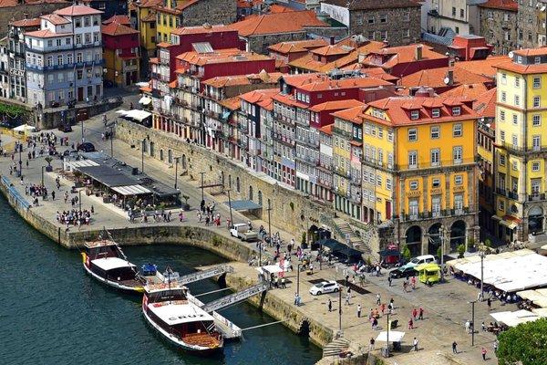 Pestana Vintage Porto Hotel & World Heritage Site - фото 21