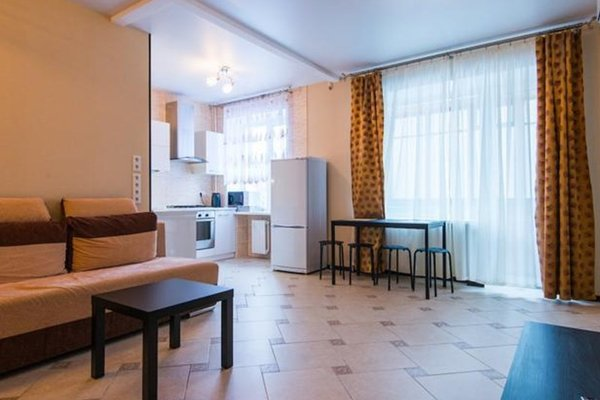 Apartment On Muliavina 10 - фото 33