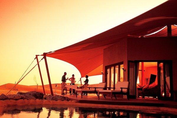 Al Maha, a Luxury Collection Desert Resort & Spa, Dubai - фото 32