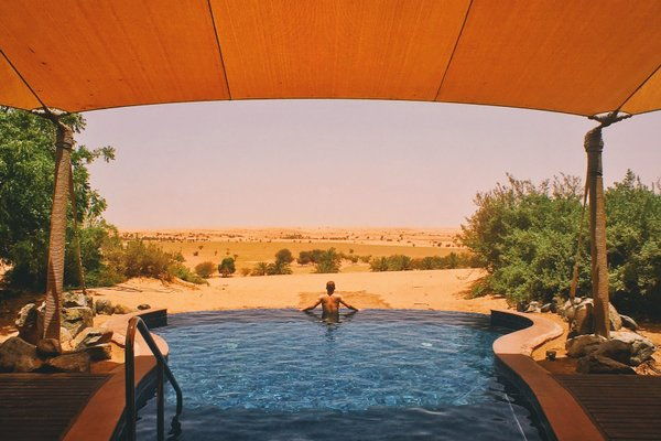 Al Maha, a Luxury Collection Desert Resort & Spa, Dubai - фото 14