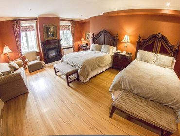 Гестхаус Riverbend Inn & Vineyard