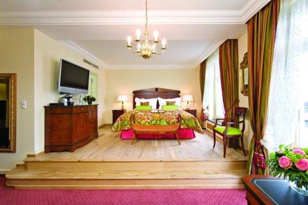 Fairmont Hotel Vier Jahreszeiten (ех. Raffles Vier Jahreszeiten) - фото 15