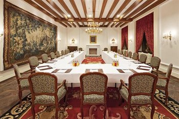 Fairmont Hotel Vier Jahreszeiten (ех. Raffles Vier Jahreszeiten) - фото 16